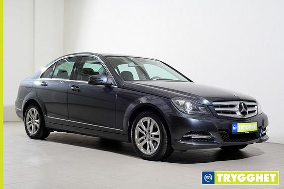 Mercedes-Benz C-Klasse C180 CDI Avantgarde aut -Bluetooth-Cruise-Hengerfeste++