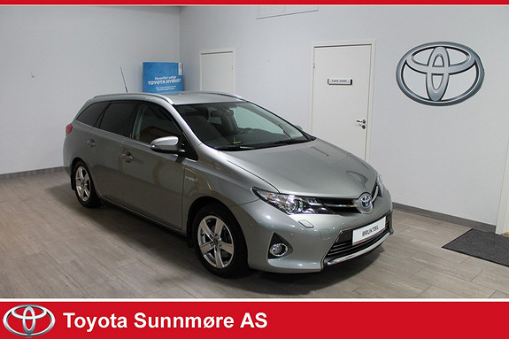 Toyota Auris Touring Sports 1,8 Hybrid Executive **DAB+**DELSKINN**TECYTL**RYGGEKAMERA**KROK  2013, 41502 km, kr 239000,-