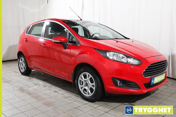 Ford Fiesta 1,0 80hk Trend DAB SERVICEHISTORIKK