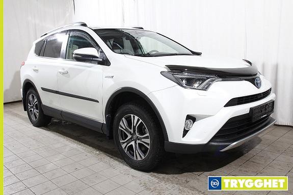 Toyota RAV4 Hybrid AWD Executive DAB Ryggekamera Frontkamera Skinn Hengerfeste Adaptiv Cruise