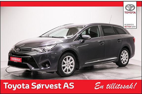 Toyota Avensis Touring Sports 1,8 Active Style M-drive 7S (tidligere demostrasjonsbil)  2015, 17950 km, kr 329000,-