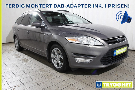 Ford Mondeo 1,6 TDCi 115hk Trend Webasto