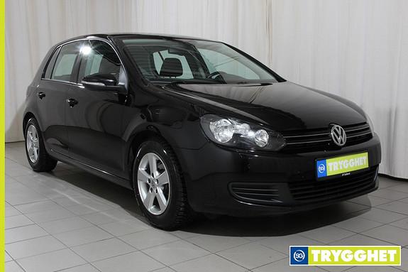 Volkswagen Golf 2,0 TDI 110hk Comfortline 1 eiers bil, servicehefte