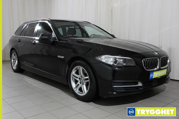 BMW 5-serie 520d xDrive 163hk Advantage Edition aut. Active Cruiser, Navi proff