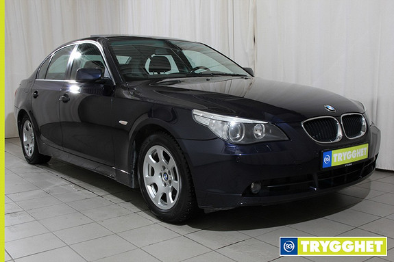 BMW 5-serie 525d A