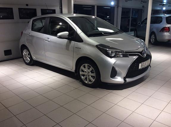 Toyota Yaris 1,5 Hybrid Active e-cvt  2015, 54000 km, kr 189000,-