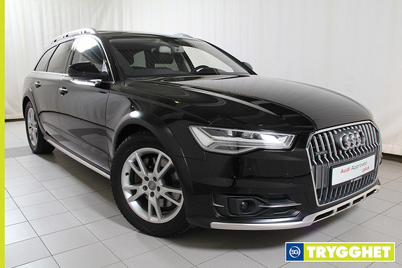 Audi A6 allroad quattro 3.0 TDI V6 190hk S tronic Webasto/BOSE/Skinn/Ryggekamera