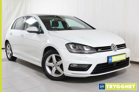 Volkswagen Golf 1,4 TSI 140hk Highline DSG R-line/skinn/Webasto/Dynaudio