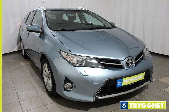 Toyota Auris 1,33 Dual VVT-i  Active Go navi