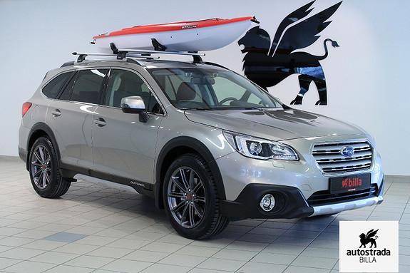 Subaru Outback 2.0D Lin. Premium ACC Navi BT DAB+