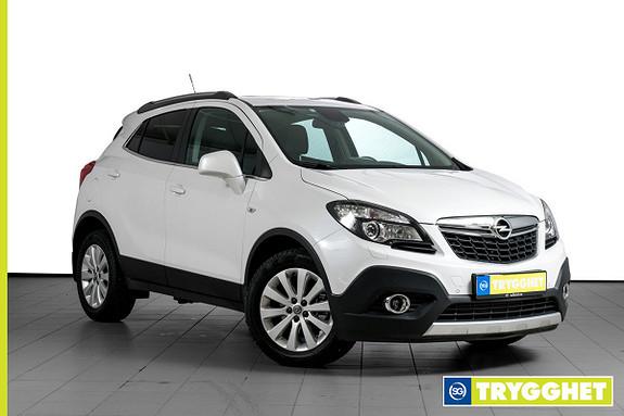 Opel Mokka 1.6 CDTI 4X4 Premium NAVI-SKINN-BIXENON-BOSE-DAB-BLUETOOTH-USB-SOLTAK-PARKSENSORER
