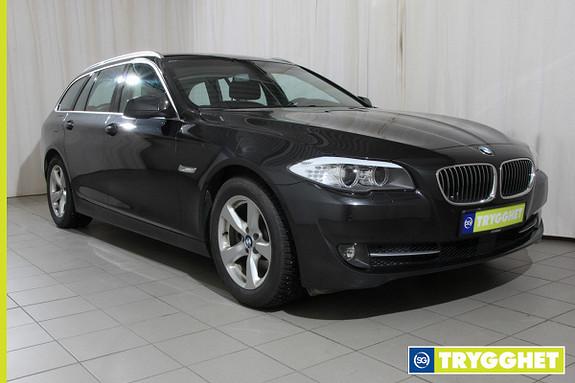 BMW 5-serie 520d Touring (163hk) Automat el.hengerfeste,dab,navigasjon,cruice med stop and go