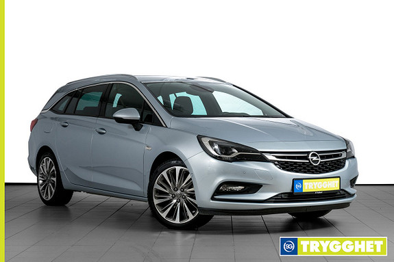 Opel Astra Sports Tourer 1,6 CDTI 136hk Premium aut LED MATRIX-HENGERFESTE-NAVI-MASSASJESETE ++