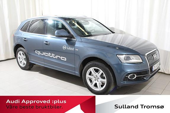 Audi Q5 2,0 TDI 190hk quattro S tronic Sportspk/Navi/Bluetooth/