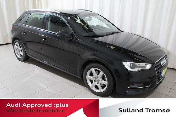 Audi A3 Sportback 1,6 TDI 105hk Ambition