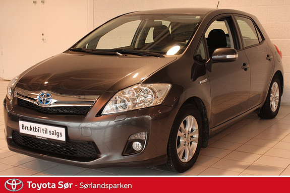 Toyota Auris 1,8 Hybrid Advance HSD  2013, 37000 km, kr 195000,-