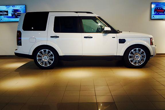 Land Rover Discovery 3.0SDV6 256hk Premium/Webast/Kamera  2012, 98000 km, kr 449000,-