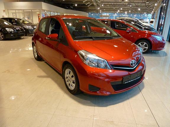 Toyota Yaris 1,0 Active  2012, 22125 km, kr 149000,-