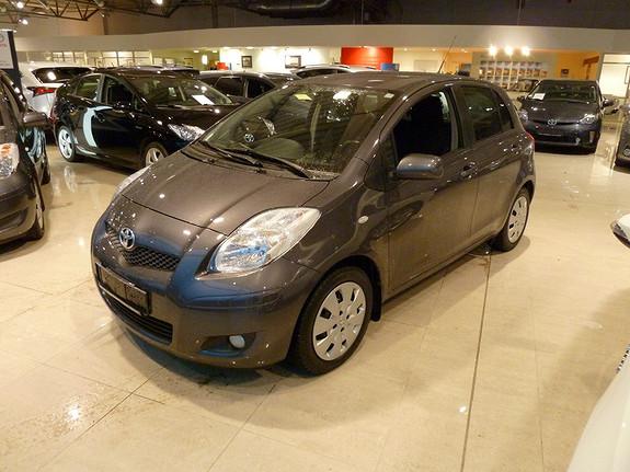 Toyota Yaris 1,4 D-4D Sol+  2009, 65358 km, kr 109000,-
