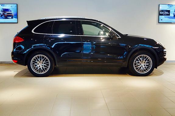 Porsche Cayenne Diesel 245hk Pano/14-veis/Sportseks  2013, 88000 km, kr 869000,-