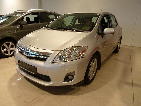 Toyota Auris 1,8 Hybrid E-CVT Executive  2010, 37821 km, kr 179000,-