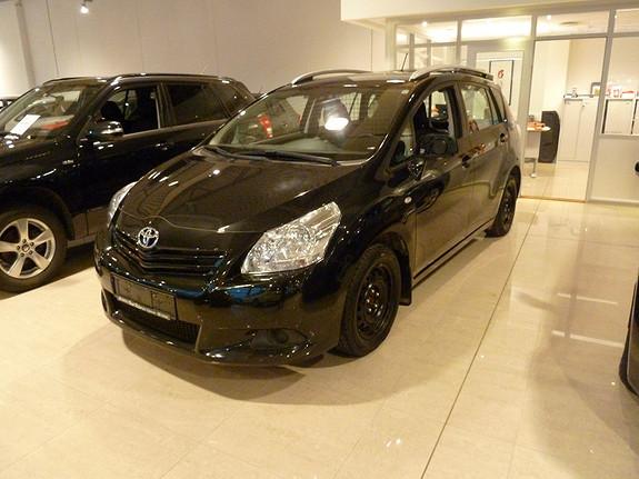 Toyota Verso 1,6 Comfort  2010, 52933 km, kr 129000,-
