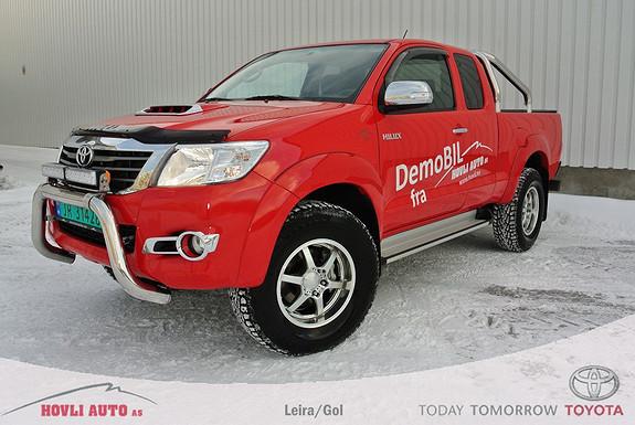 Toyota HiLux D-4D 144hk Extra Cab 4WD SR5 33
