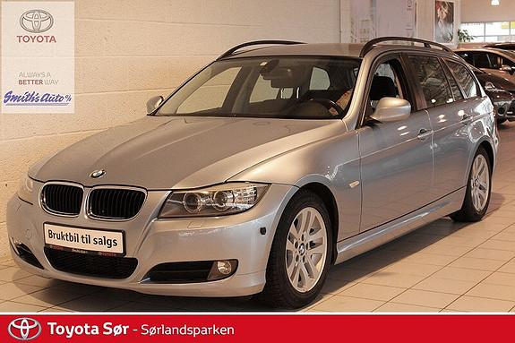 BMW 3-serie 320d (163hk) Automat INNBYTTEGARANTI 20 000,-  2009, 118000 km, kr 185000,-