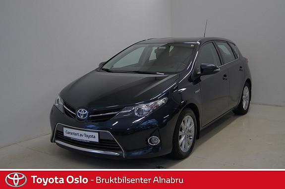 Toyota Auris 1,8 Hybrid E-CVT Active  2014, 44912 km, kr 229900,-