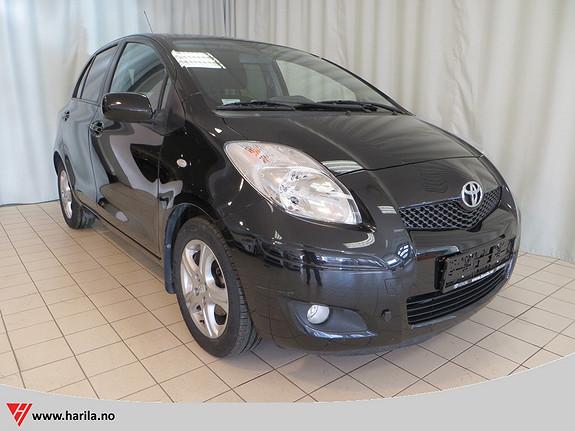 Toyota Yaris 1,4 D-4D Sol  2010, 61509 km, kr 109900,-