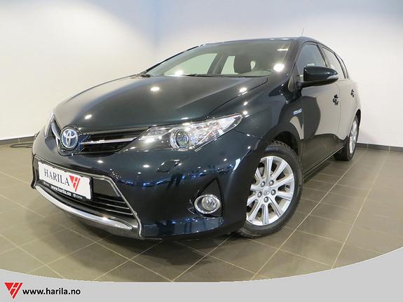 Toyota Auris 1,8 Hybrid E-CVT Active  2013, 29482 km, kr 239000,-