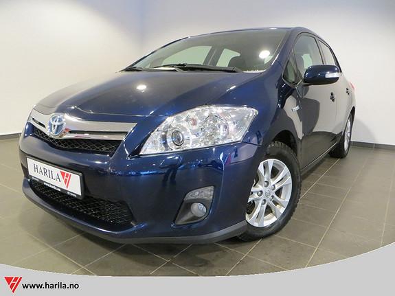 Toyota Auris 1,8 Hybrid Advance HSD  2011, 69938 km, kr 162400,-