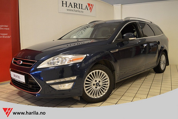 Ford Mondeo 2,0 TDCi 140hk Trend Aut.  2012, 127000 km, kr 255400,-