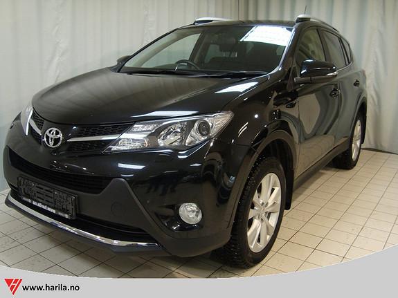 Toyota RAV4 2,2 D-CAT 4WD Active aut  2013, 66643 km, kr 395000,-