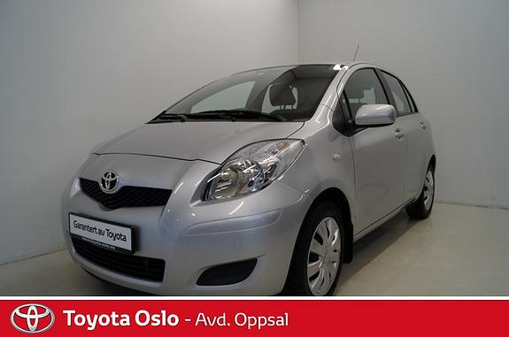 Toyota Yaris 1,33 Sol S&S  2009, 48272 km, kr 119900,-