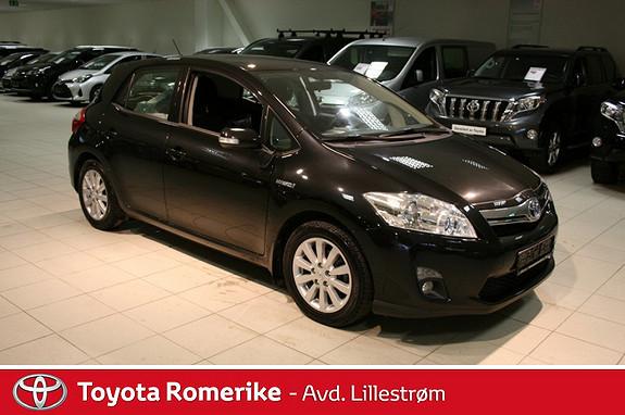 Toyota Auris 1,8 Hybrid Advance HSD  2013, 31152 km, kr 190000,-