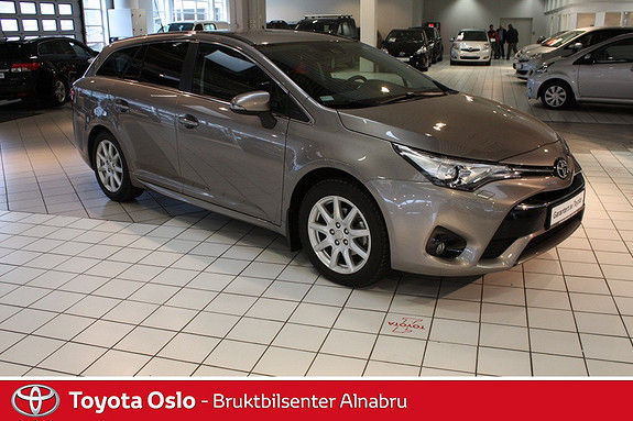Toyota Avensis Touring Sports 1,6 D-4D Active Style  2015, 28202 km, kr 299900,-
