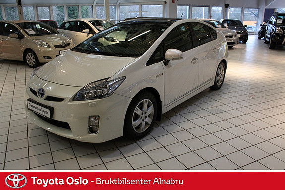 Toyota Prius 1,8 VVT-i Hybrid Executive  2010, 80319 km, kr 169900,-
