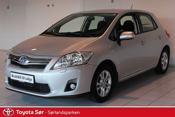 Toyota Auris 1,8 Hybrid Advance HSD Innbyttegaranti kr. 20.000,-  2012, 35000 km, kr 189000,-