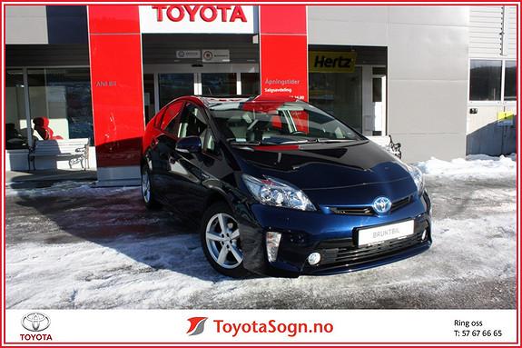 Toyota Prius 1,8 VVT-i Hybrid Advance  2012, 42000 km, kr 187000,-