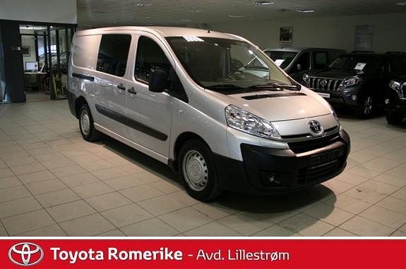 Toyota Proace 2,0 163hk L1H1 aut.  2013, 53847 km, kr 229000,-