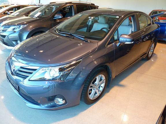 Toyota Avensis 1,8 147hk Exec. InBusiness 3.0 M-drive S  2013, 30314 km, kr 269000,-