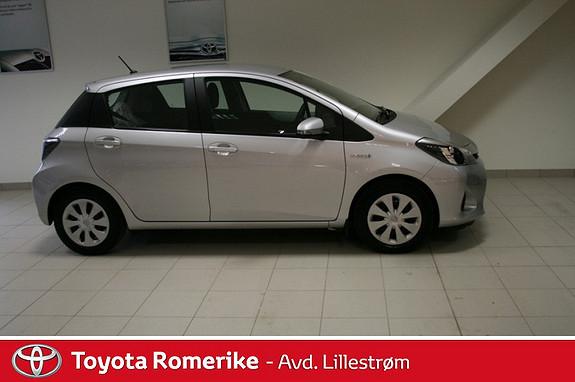 Toyota Yaris 1,5 Hybrid Active  2014, 35927 km, kr 189000,-