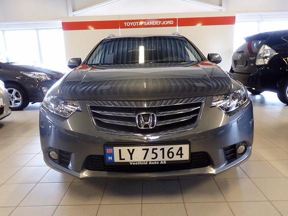 Honda Accord 2.2i-DTEC Lifestyle TMT Tourer  2013, 36 000 km, kr 279 000,-