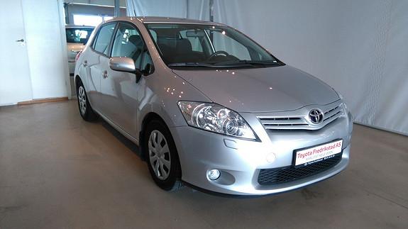 Toyota Auris 1,4 D-4D (DPF) Advance  2011, 90900 km, kr 129000,-