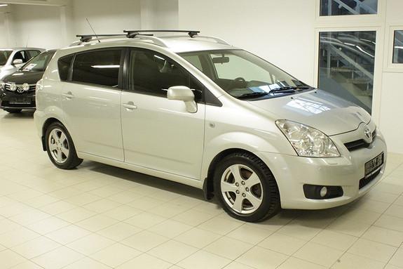 Toyota Corolla Verso 2,2 D-4D Sol City 7 seter  2008, 207000 km, kr 99000,-