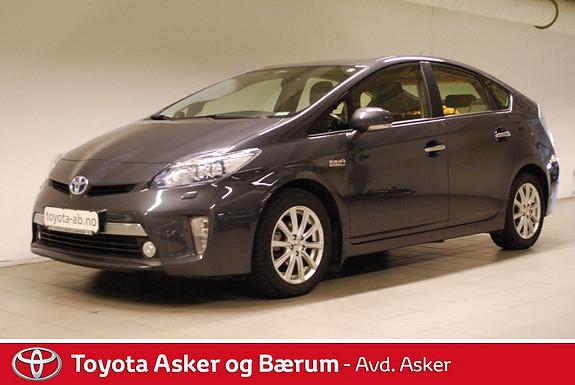 Toyota Prius 1,8 VVT-i Plug-in Hybrid Advance RENTEKAMPANJE 2,95%  2013, 70000 km, kr 209000,-