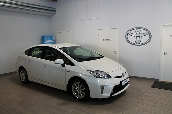 Toyota Prius 1,8 VVT-i Hybrid Advance VELHOLDT**LAV KM**NYBILGARANTI**  2012, 36064 km, kr 199000,-