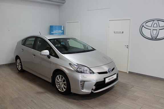 Toyota Prius 1,8 VVT-i Hybrid Executive **VELHOLDT**SKINNSETER**NYBILGARANTI  2012, 62564 km, kr 189000,-