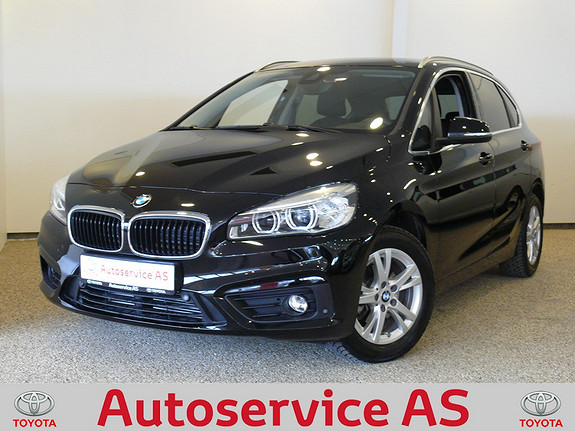 BMW 2-serie 214d Active Tourer  2015, 11000 km, kr 300000,-